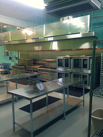 Shared use commercial kitchen for rent M