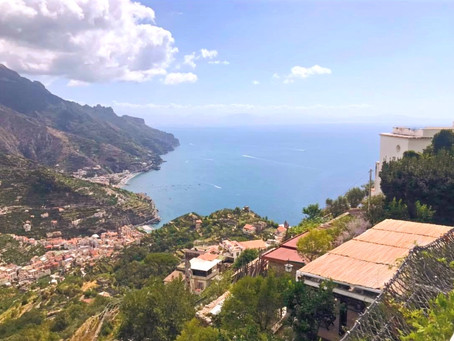 Amalfi Coast, Our Stay and Tips
