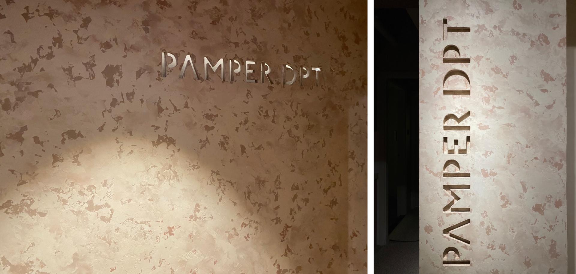 Dolomite Plastering on wall