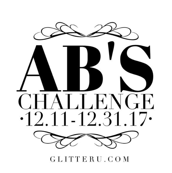 HO HO HO here we Go!   21 Day AB Challenge Kicks off today!