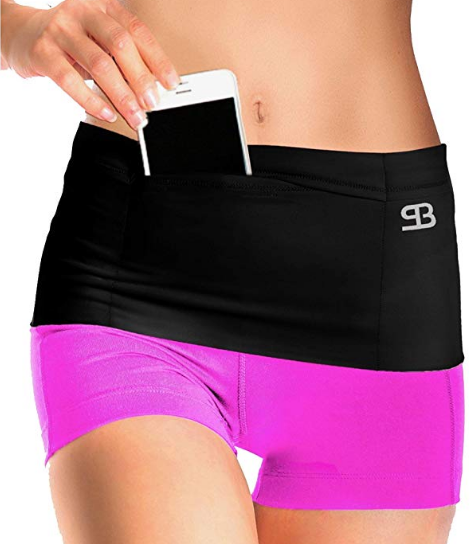 Workout or Run and not sure where to keep your phone? | I found the perfect solution! | My new favor