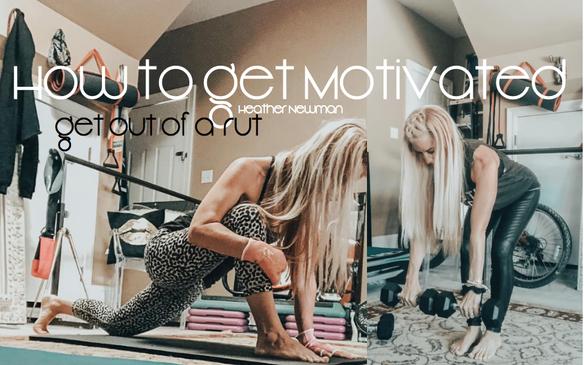 How to get Motivated:  GlitterU.com