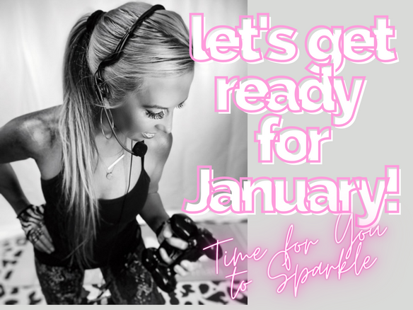 LET'S GET READY FOR JANUARY!