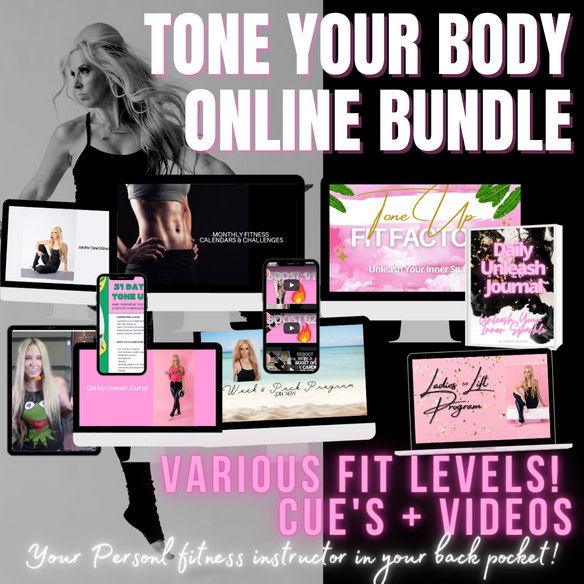 Discover the TONE BODY Guide BY HEATHER NEWMAN!