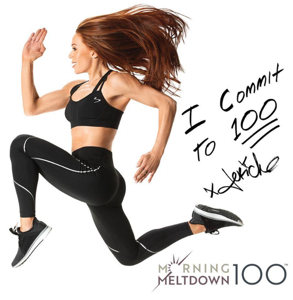 Nola Fit Ambassador Level UP | MM:100 Commit to 100 Days | Melt the fat away!