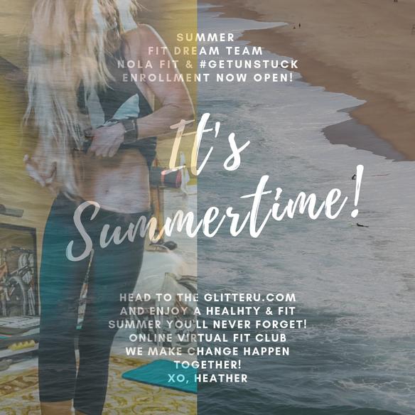 Summer Slim Down Challenge Group   Enrollment Now Open!