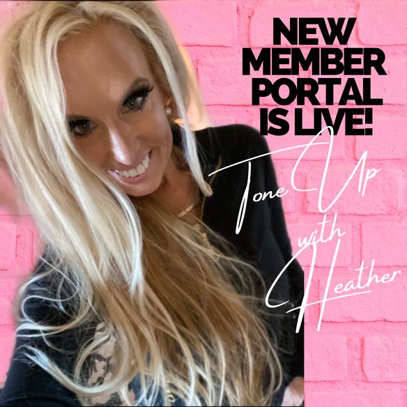 NEW MEMBER PORTAL IS LIVE!