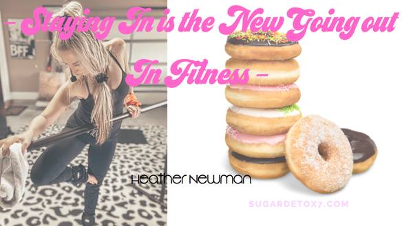 You are part of a really special community & special team | Heather Newman Fitness