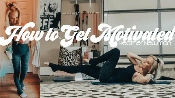MY TOP Fitness Hacks: How to get motivated | GLITTERU.COM