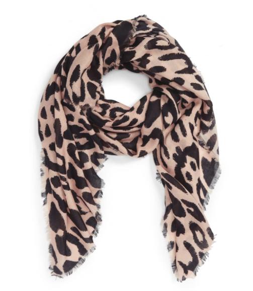 Favorite Leopard Scarf On Sale $19 | Glitter U