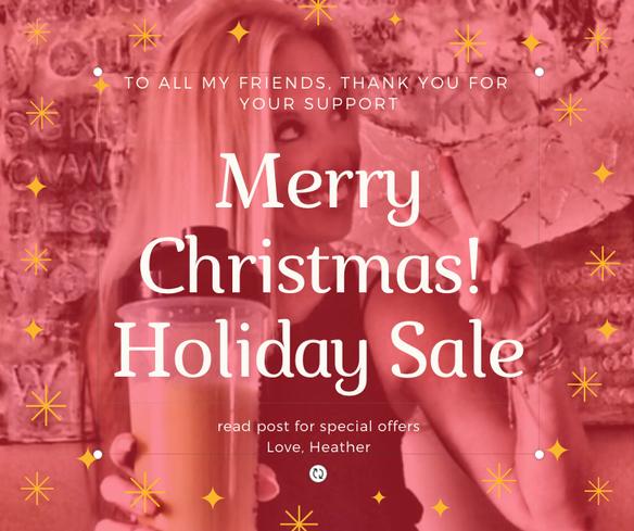 Christmas Holiday Sale 2018 | Nola Fit-mas