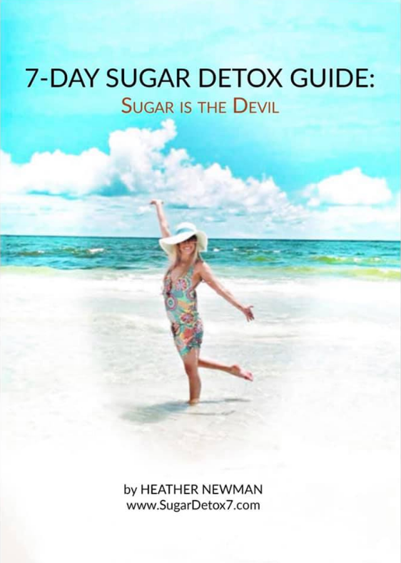Sugar is the Devil: 7-Day Sugar Detox Book available on Amazon.com TODAY!!!
