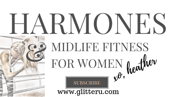 HARMONES & Midlife Fitness for Women | Let's fix this 'ISH!
