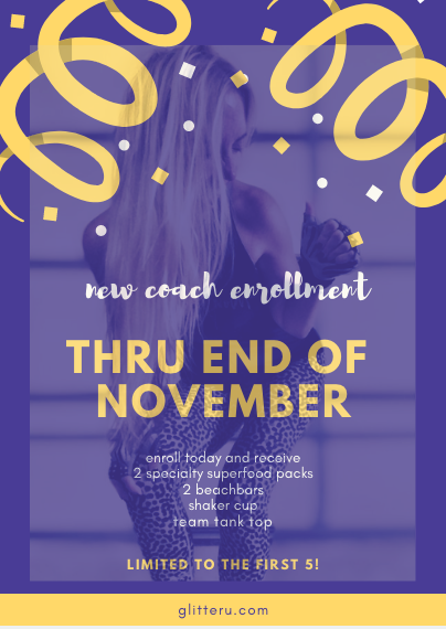 learn this business & become a coach | new coach enrollment | Nola Fit