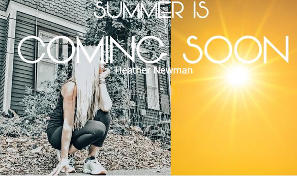 SUMMER is Coming soon !