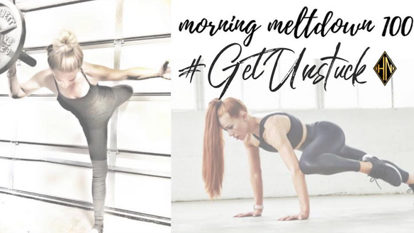 It's almost here: I've got a VIP spot for you | MM100 NEW WORKOUT