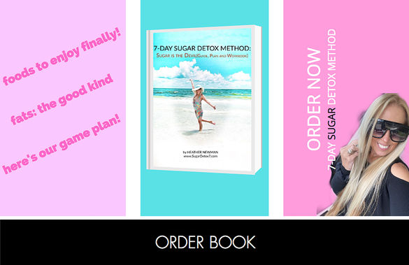 7 DAY SUGAR DETOX GUIDE - OUR NEW SQUAD RELAUNCH GROUP IS NOW OPEN! YOU CAN BECOME A SD7 COA
