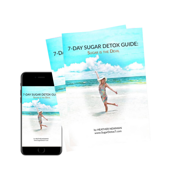 Sugar is the Devil: 7-Day Sugar Detox TEST GROUP is OPEN for FREE!!!