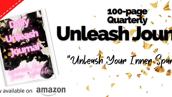 THE UNLEASH JOURNAL IS FINALLY HERE AND WE ARE TAKING PRE-ORDERS NOW! RESERVE YOURS TODAY!