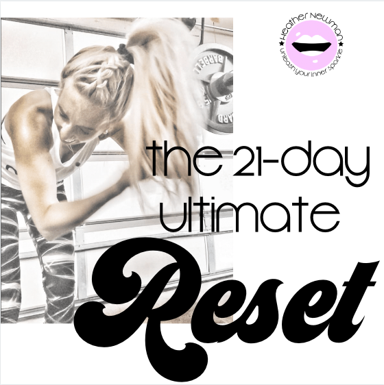 MY 21-DAY ULTIMATE RESET REVIEW: this could be your solution to the hormone bloat!