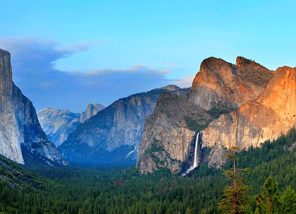 Sacramento & Yosemite Experience