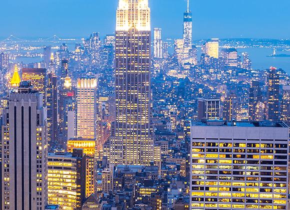 New York City & Boston
