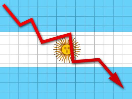 Isolamento social obrigatório na economia Argentina