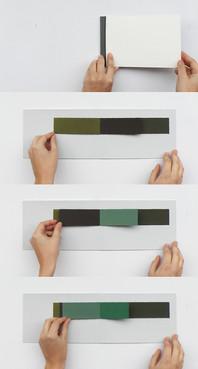 Persönliches Farbsystem