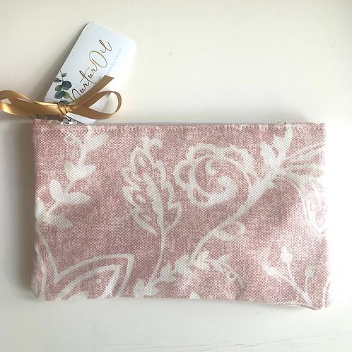 Pink Floral Carry bag