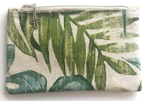 Fern Linen Carry bag