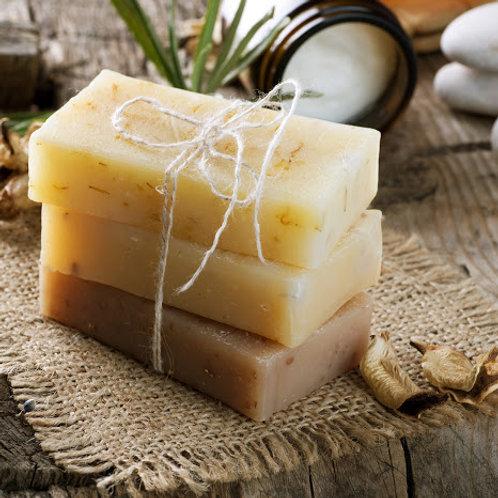 Castile Soap Bar - 3 pack