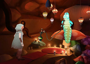 Down the Rabbit Hole by Cortopia Studios for the PlayStation VR