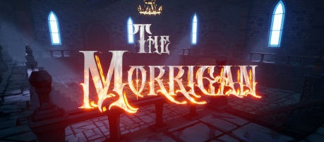 The Morrigan by The Pixel Mine logo