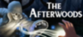 The Afterwoods by Shiny Moss Studios logo