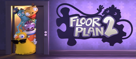 Floor Plan 2 by Turbo Button logo