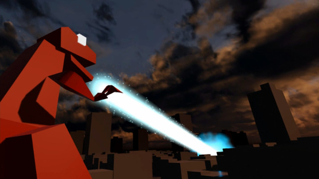 Sunset Giant demo on Steam could provide low-level Godzilla/Cloverfield Thrills