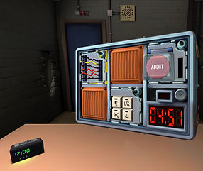 Keep Talking & Nobody Explodes by Steel Crate Games for Vive, Rift & PSVR