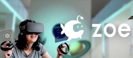 Zoe by apelab Inc. logo