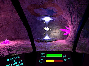 Cavernous Wastes by Pouncing Kitten Games for PlayStation VR
