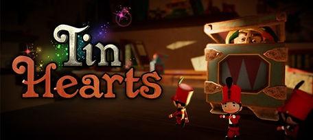 Tin Hearts by Rogue Sun logo