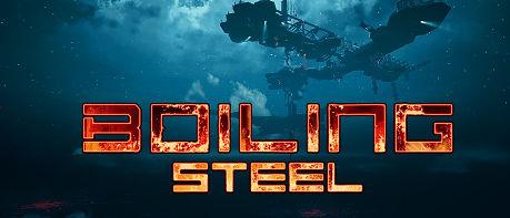 Boiling Steel by MIROWIN logo