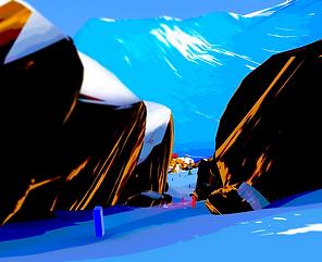 Descent Alps Demo by Sutur for the Oculus Quest App Lab