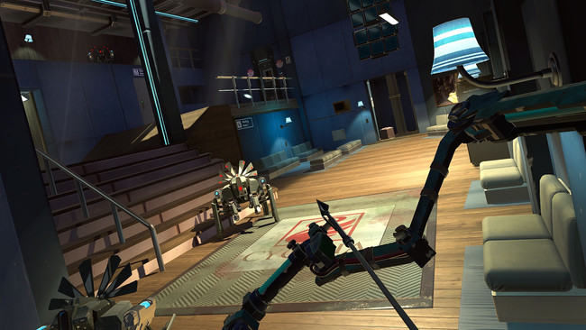 Fast Travel Games is bringing Apex Construct to all major VR platforms in 2018!