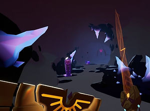 Journey of the Gods by Turtle Rock Studios for the Oculus Quest