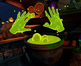 Elixir by Magnopus for the Oculus Quest