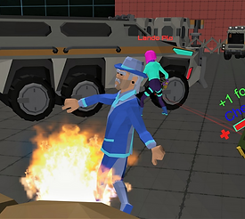 Battle Arena VR by DreamTeam Mobile for the Oculus Quest App Lab platform