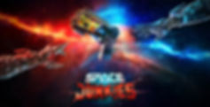 Space Junkies by Ubisoft Montpellier logo