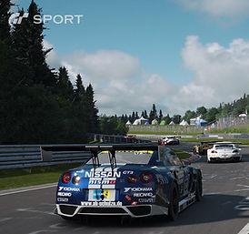Gran Turismo Sport VR by Polyphony Digital for PSVR