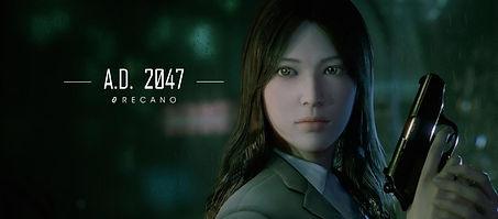 A.D. 2047 by Recano logo