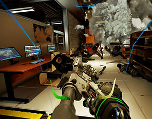 Espire 1: VR Operative by Digital Lode for PlayStation VR